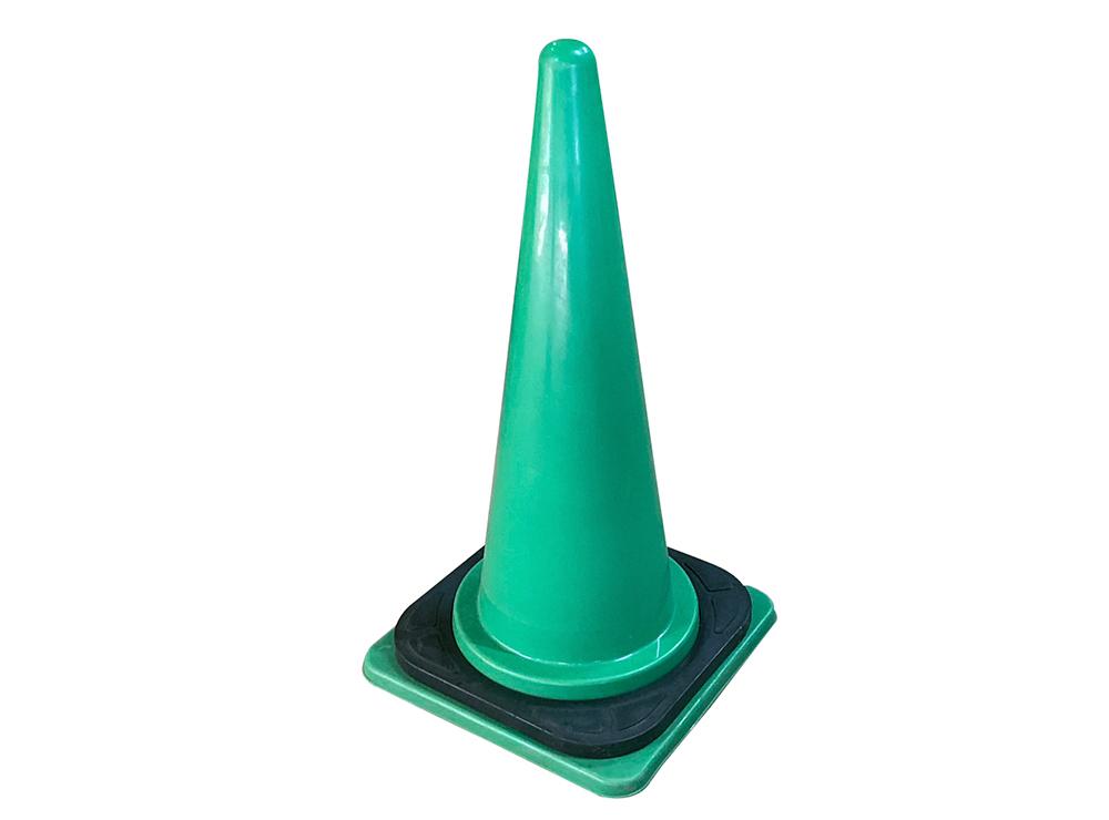 カラーコーン(緑) ※ウエイト付