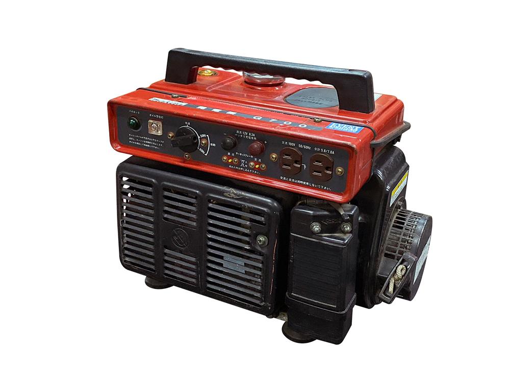 小型発電機 G700
