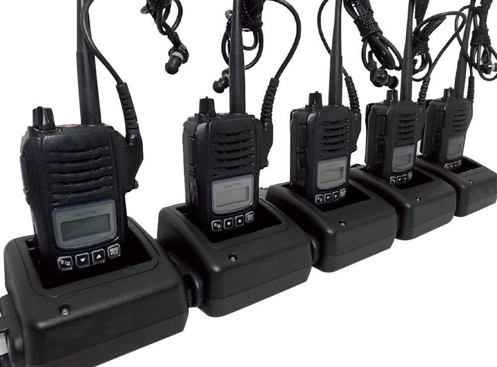デジタル無線機(5W)