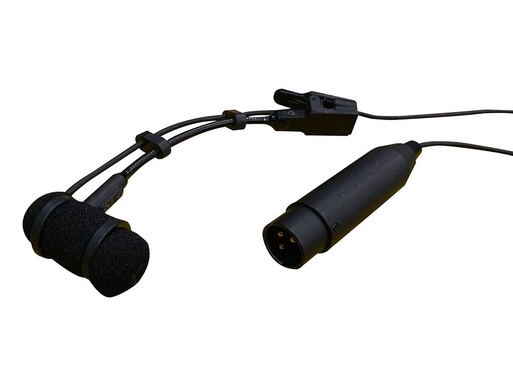クリップ型マイク(有線) PRO35X