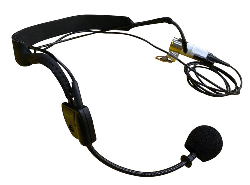 ヘッドセットマイク(有線) WH20XLR