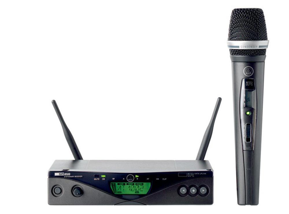 ワイヤレスマイク SR450 & WMS450