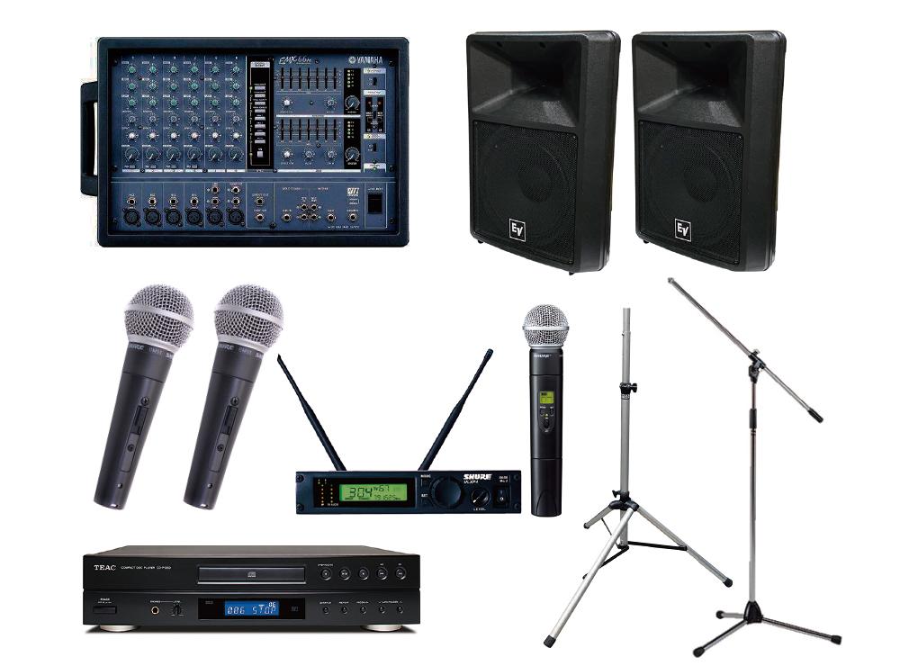 簡易音響セット