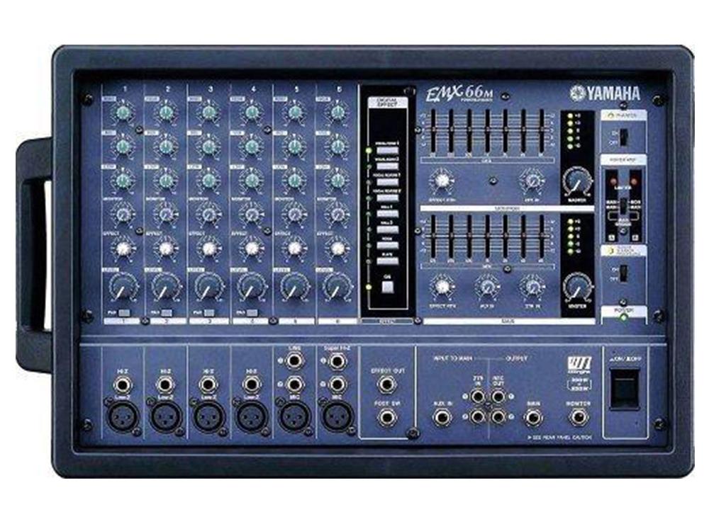 パワードミキサー 740R