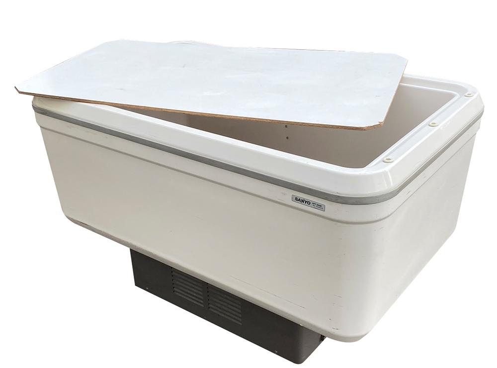 冷蔵オープンストッカー