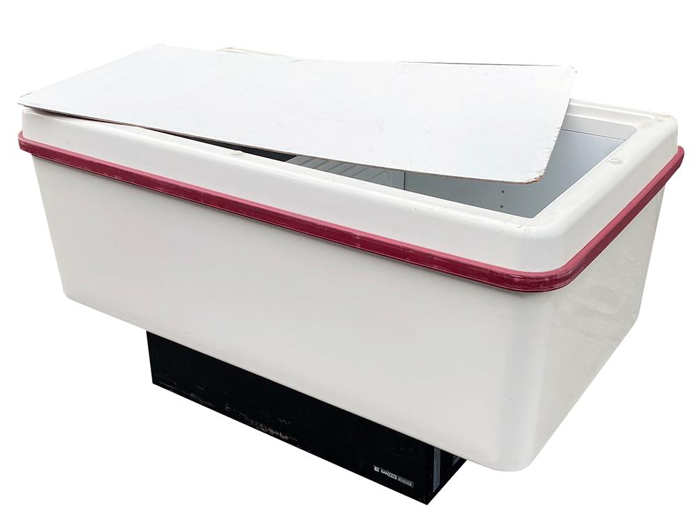 冷凍オープンストッカー