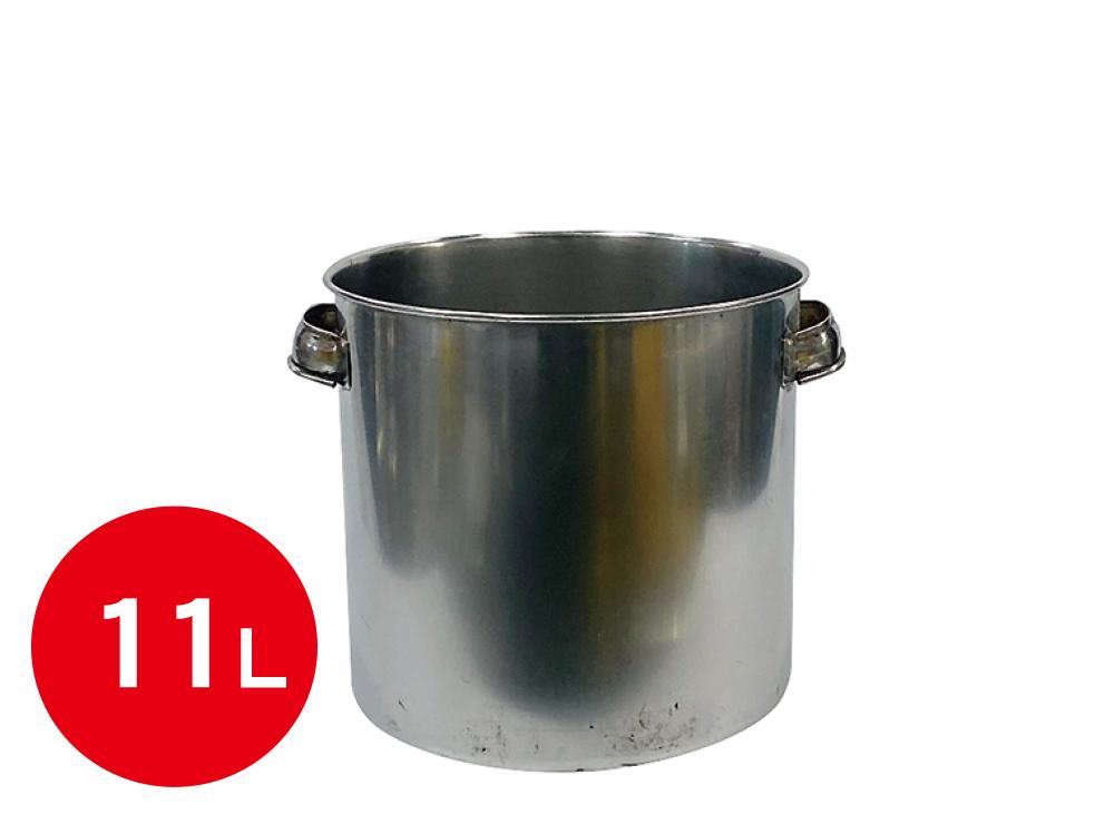 ステンレス寸胴鍋 11L